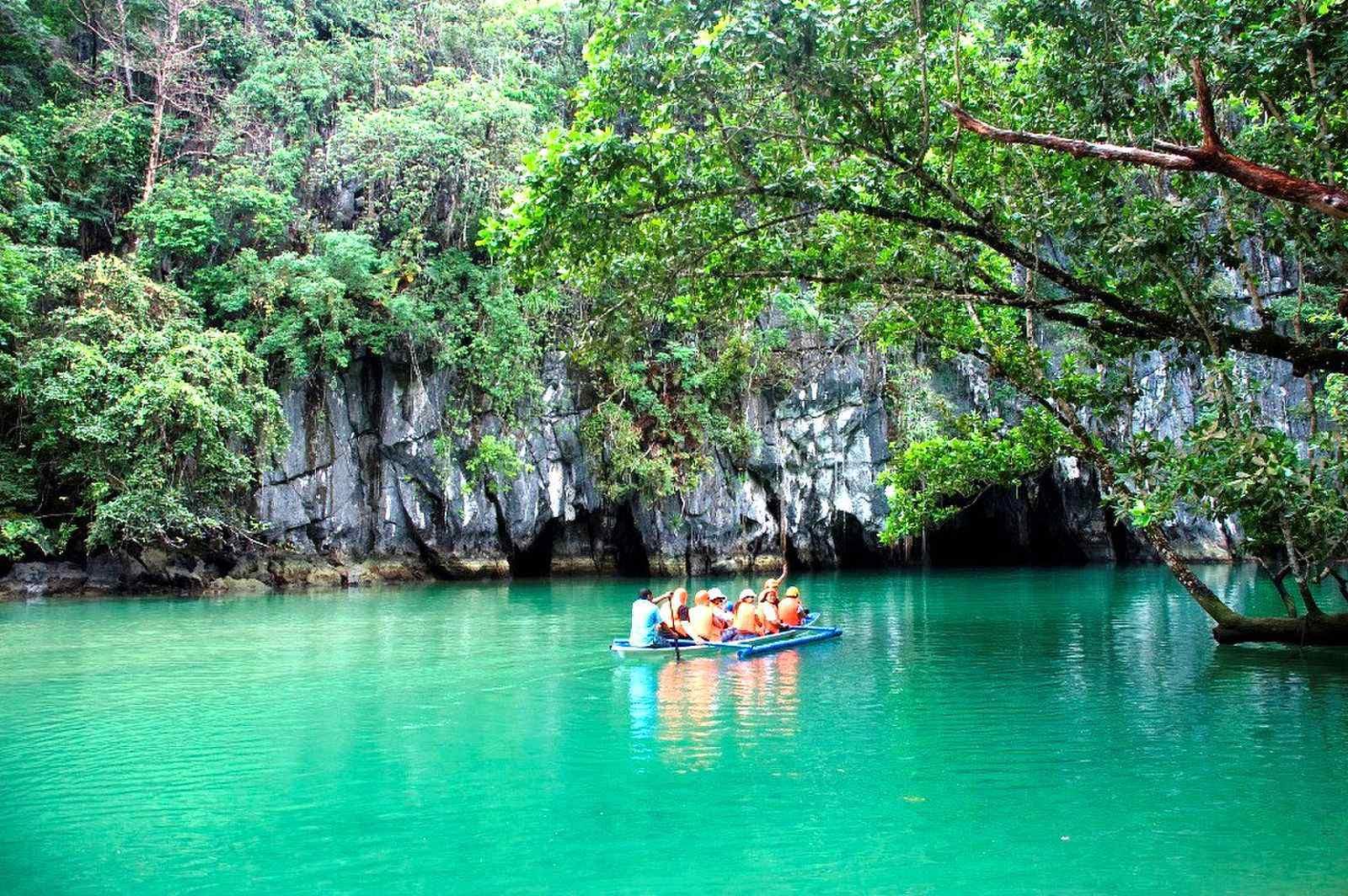 Tận hưởng thiên đường tại đảo Puerto Princesa – Philippines