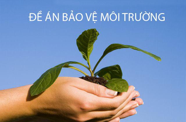 Đề án bảo vệ môi trường ở Đồng Nai