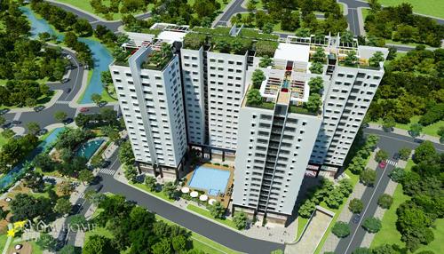 Bắt đầu mở bán dự án Dream Home Residence