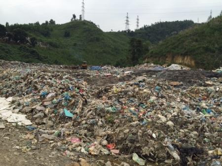 Nguy cơ ô nhiễm từ nước rỉ rác thải