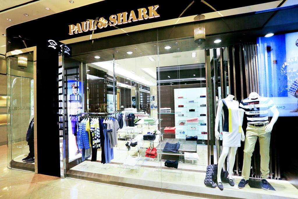 Thời trang PAUL&SHARK sành điệu, chống thời tiết khắc nghiệt