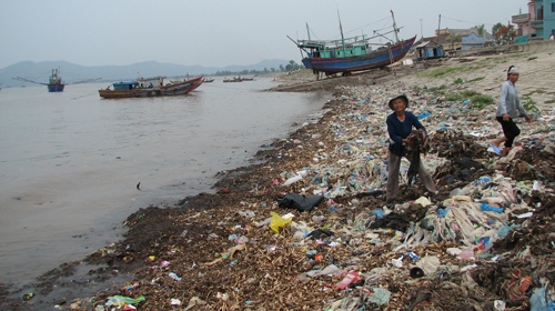 Thực trạng môi trường nước ta hiện nay