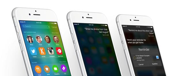 iOS9 Bị dọa bẻ khóa dù chưa được ra mắt