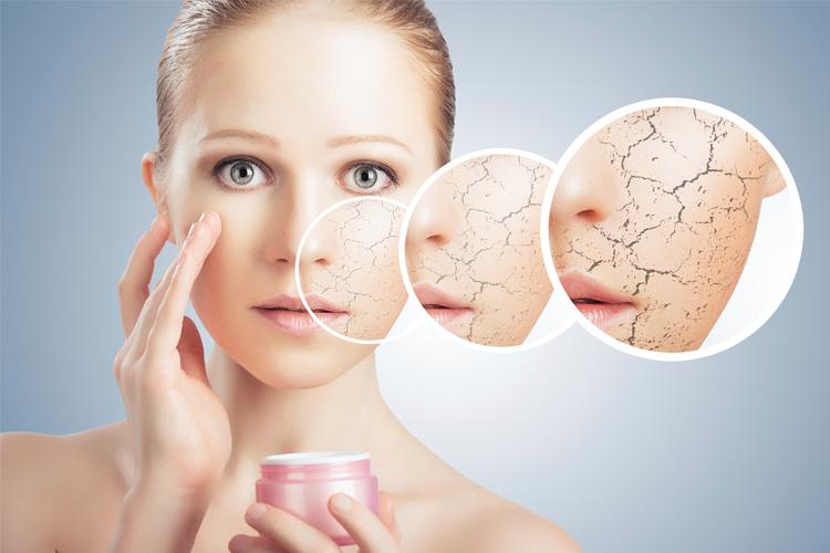 Cách dưỡng da cho làn da khô