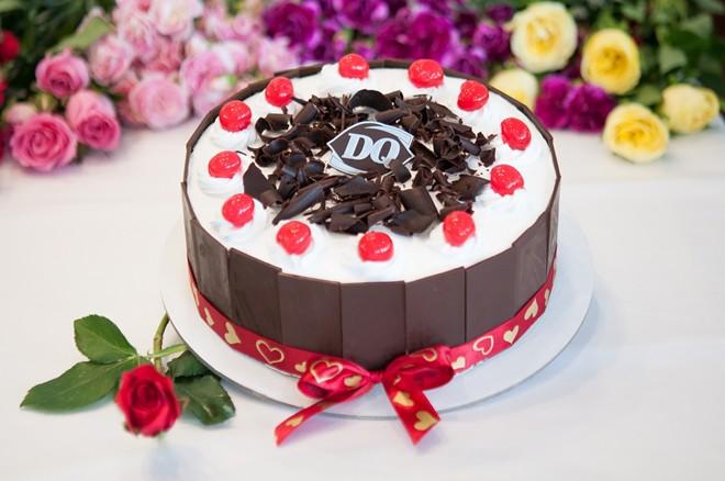 Bánh kem lạnh Dairy Queen – quà tặng cho Ngày của mẹ!