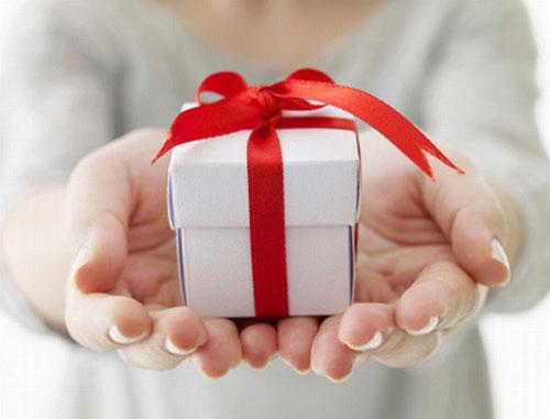 Quà tặng – nghệ thuật cho và nhận