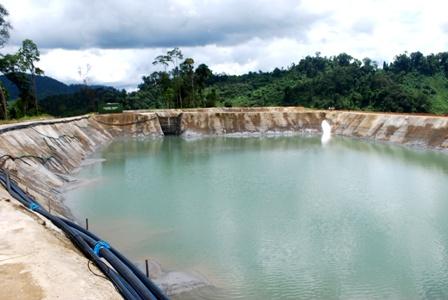 Tăng cường giám sát về môi trường ở 2 mỏ vàng của CTy Phước Sơn