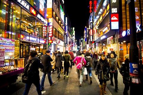 Tại Seoul là điểm đến lý tưởng cho bạn