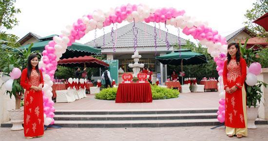 Địa điểm tổ chức sự kiện tại hà nội