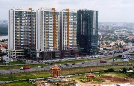 Nguồn cung bất động sản tại thị trường phía Nam tăng mạnh