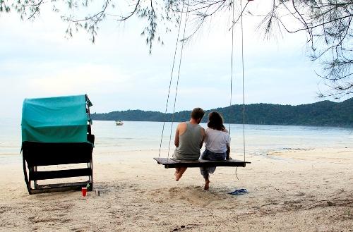Hành trình 6 ngày rong ruổi Sihanoukville bằng xe máy