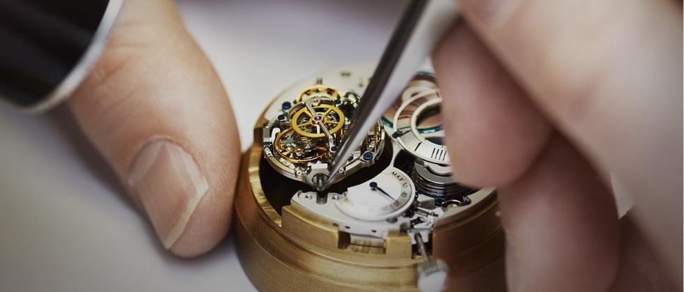 Cách sửa đồng hồ cơ