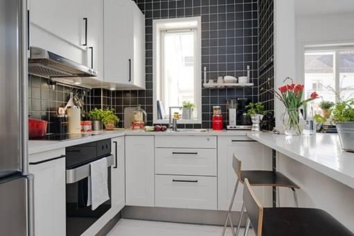 Phong thủy phòng bếp cho căn hộ chung cư
