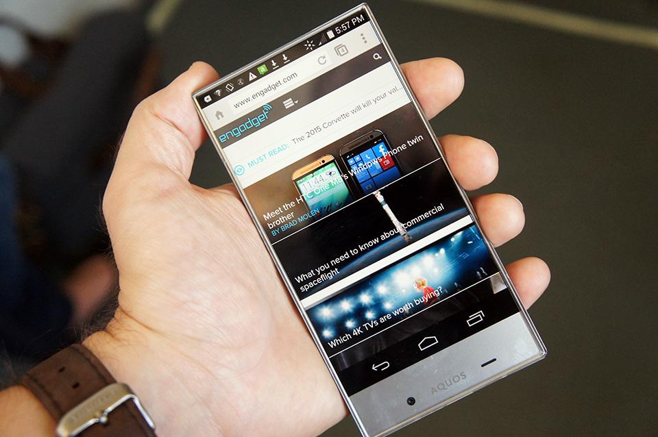 10 smartphone Android Nhật Bản tốt nhất