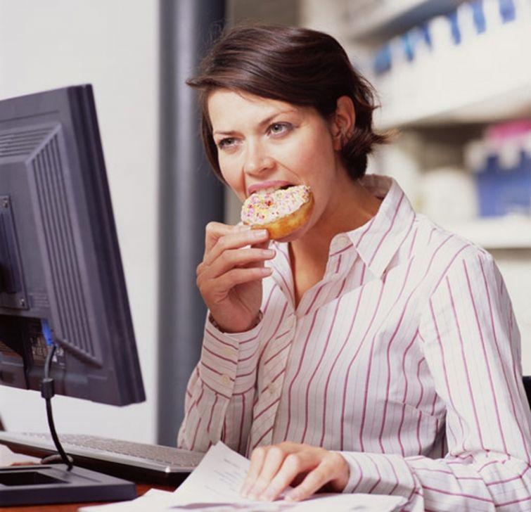 Cách giảm cân hiệu quả cho dân văn phòng