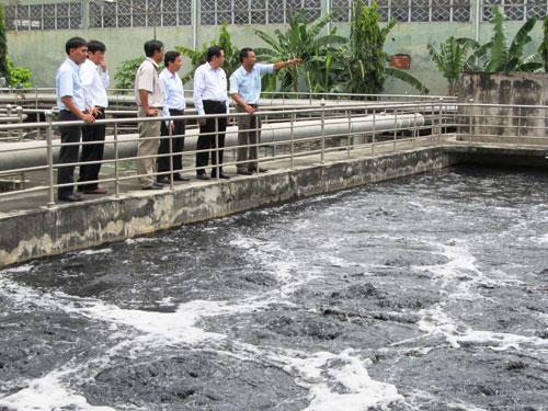 Môi trường ô nhiễm một phần do các khu công nghiệp