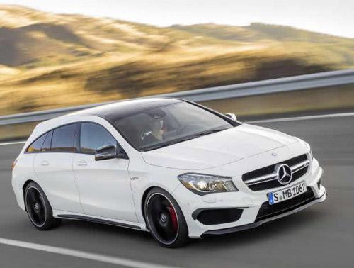 Mercedes CLA 2016