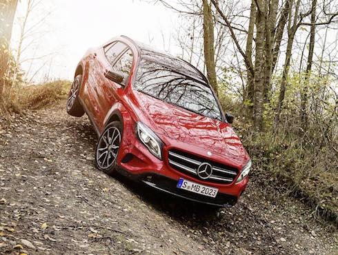 Thị phần Mercedes CLA sẽ bán chậm hơn GLA?