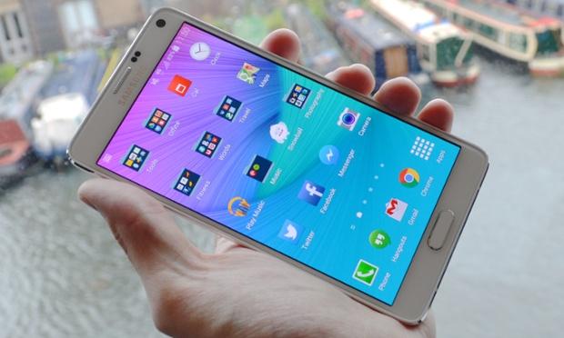 Đập hộp Samsung Galaxy Note 5