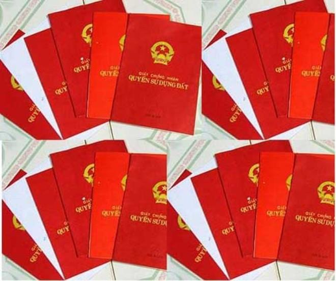Dự án nợ thuế tại Hà Nội sẽ không cấp sổ đỏ