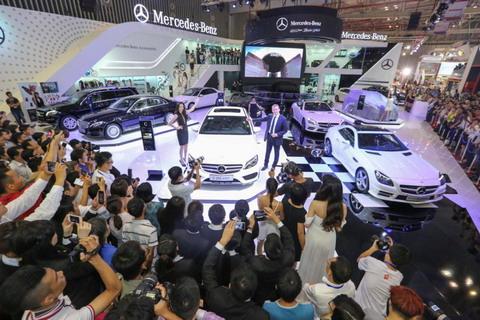Ưu đãi lớn khi mua xe Mercedes cũ với lãi suất hấp dẫn