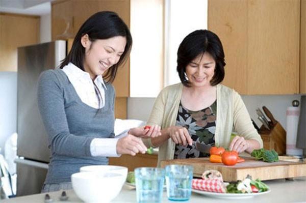 Bí quyết tự tin khi ra mắt gia đình