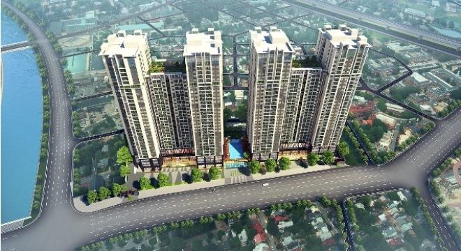 Phân khúc chung cư giá từ 2 tỷ ở Hà Nội