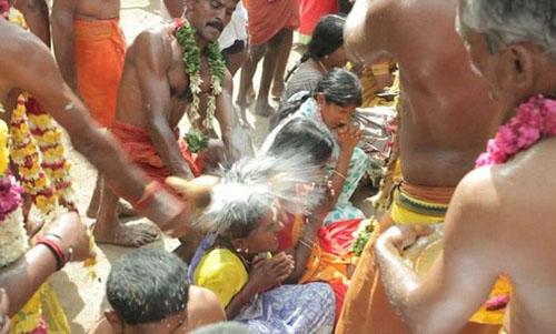 Khám phá truyền thống hung bạo mang ý nghĩa tốt trên thế giới