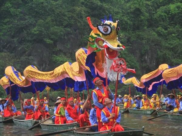 Lễ hội Đền Trần Ninh Bình