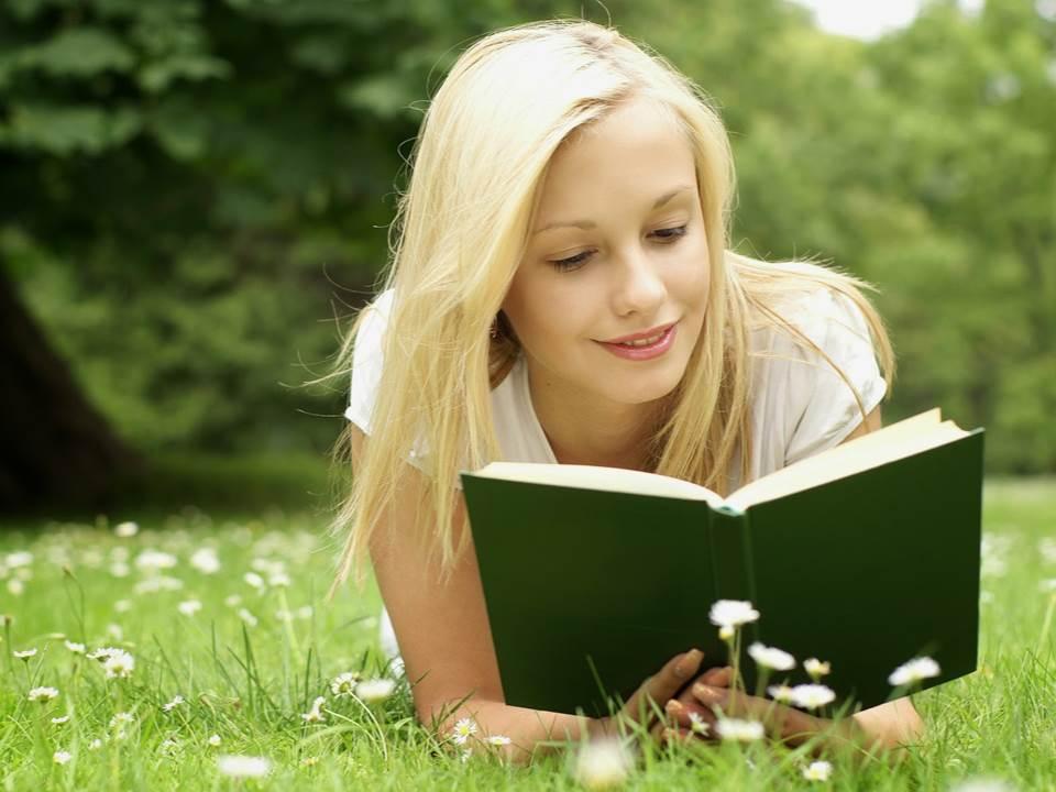 Giảm cân bằng cách đọc sách