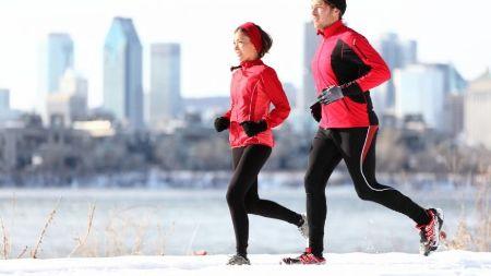 Trời lạnh giúp giảm cân