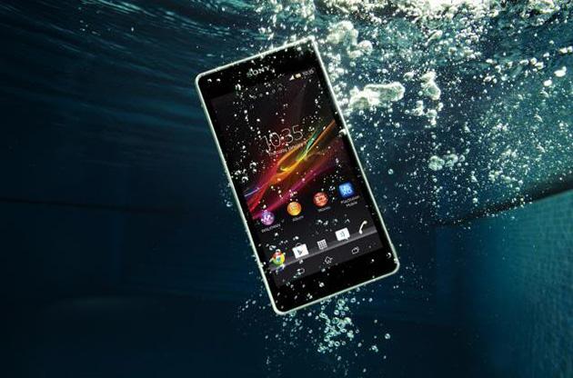 Sony từ chối bảo hành điện thoại chống nước