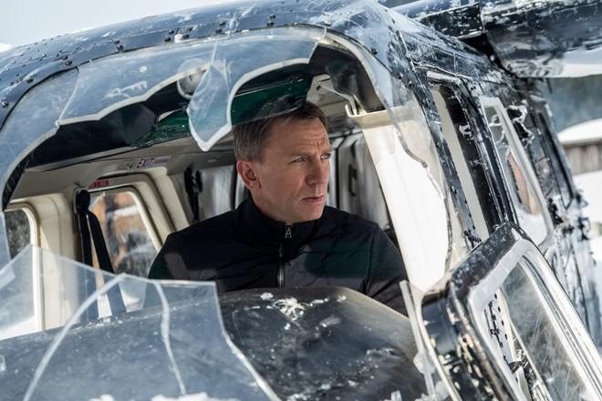 '007' mới liên tục phá vỡ kỷ lục phòng vé