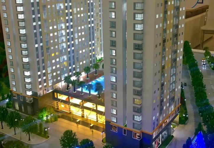 Chọn tầng căn hộ theo phong thủy