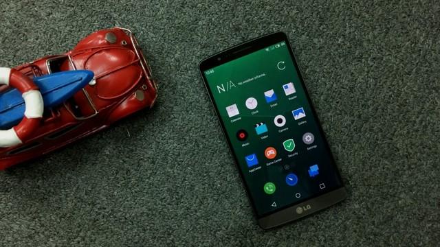 LG G3 chạy được FlymeOS