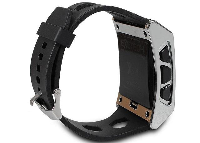 XS-3 – Chiếc đồng hồ có chức năng giống điện thoại
