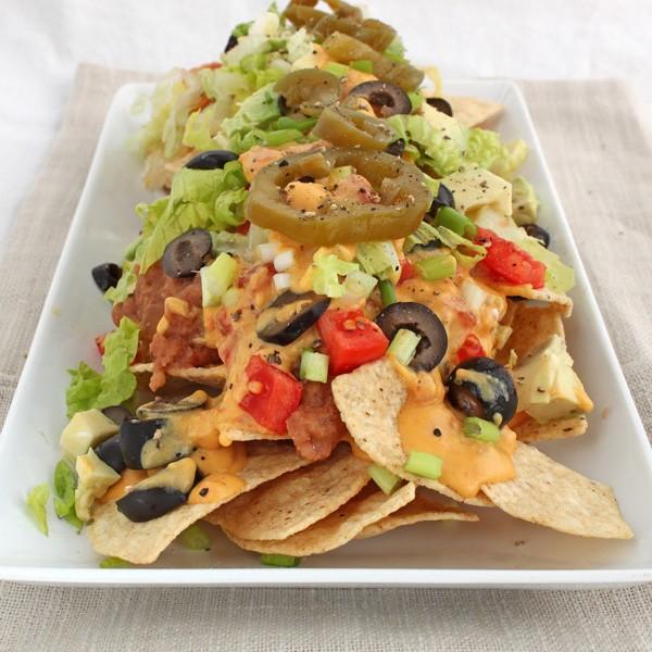 Thưởng thức món Nachos tuyệt vời ở Mexico
