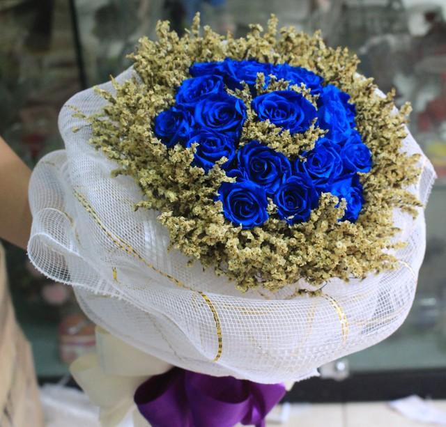 Hoa hồng vĩnh cửu -vẻ đẹp khổng thể chối từ