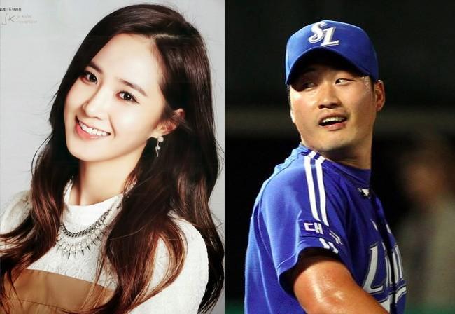 Yuri (SNSD) chia tay cầu thủ bóng chày