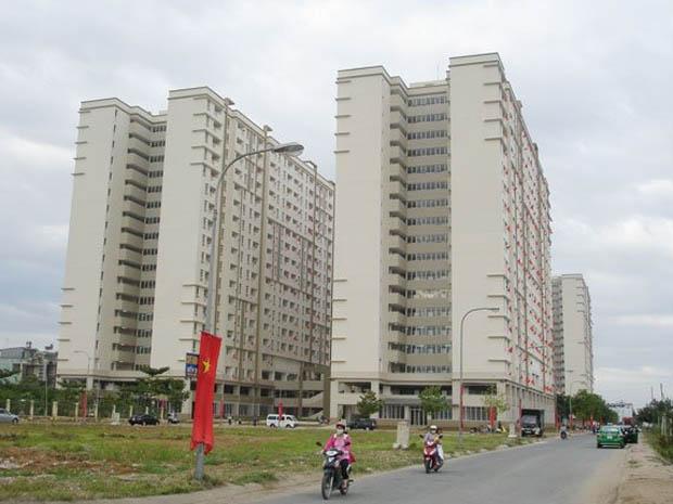 TP HCM còn tồn đọng khá nhiều nhà tái định cư