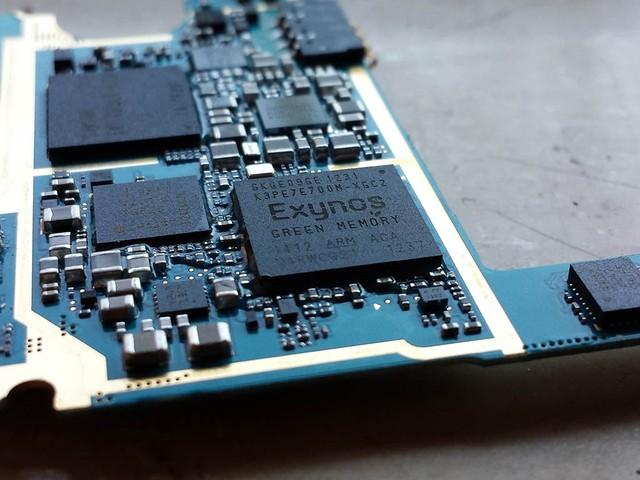 Samsung rục rịch sản xuất chip Exynos mới