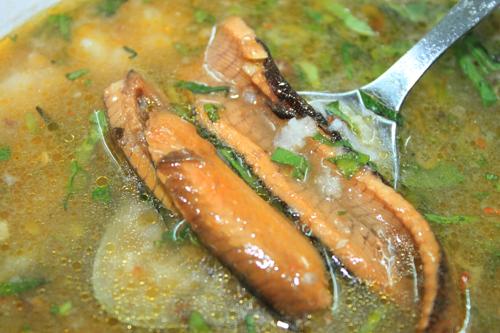 Cháo lươn xứ Nghệ