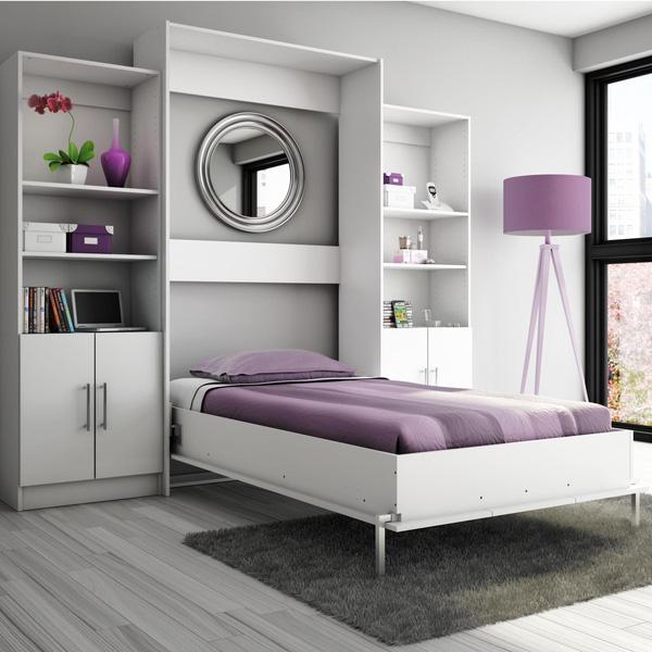 Tư vấn bố trí cho phòng ngủ nhỏ hơn 5m2
