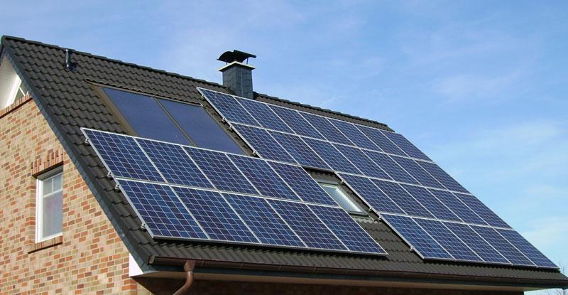 Xây dựng hệ thống phát triển điện mặt trời