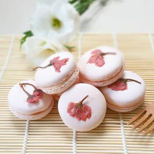 Những món ăn độc đáo từ cánh hoa anh đào