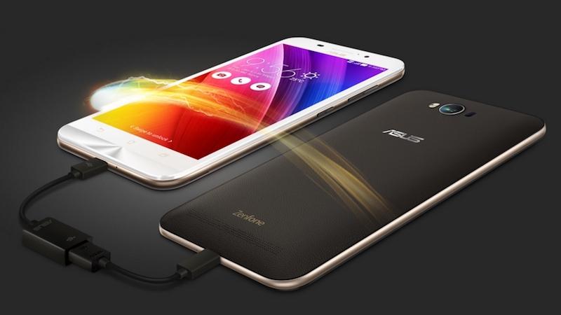 Asus ZenFone Zoom và ZenFone Max ra mắt tại Việt Nam