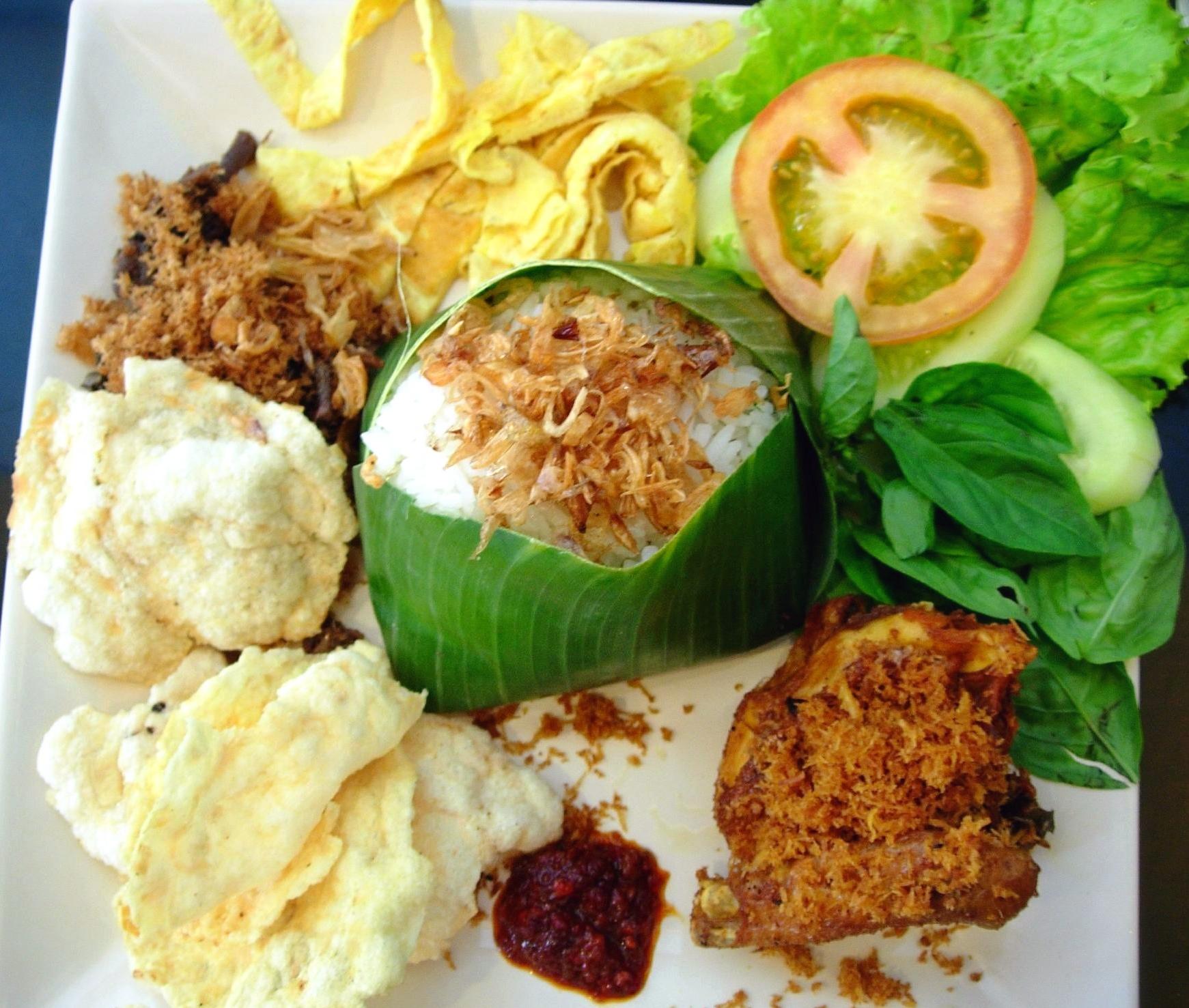Nasi-Uduk-indonesia