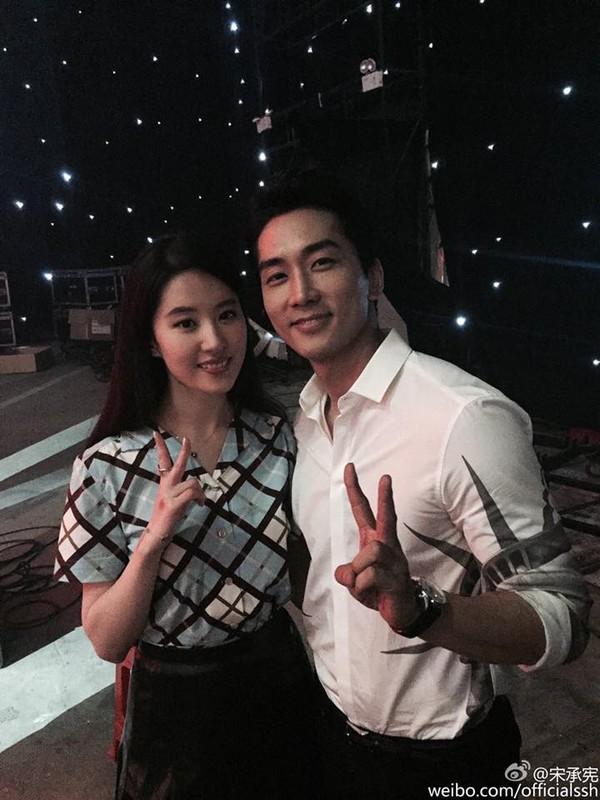 Lưu Diệc Phi và Song Seung Hun đã đường ai nấy đi