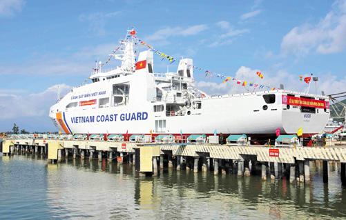 Trách nhiệm Bảo vệ chủ quyền lãnh thổ và duy trì thực thi pháp luật trên biển Đông