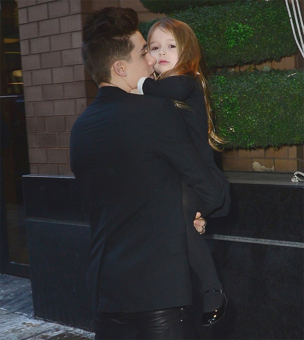 Lời nhắn nhủ của David Beckham với con trai